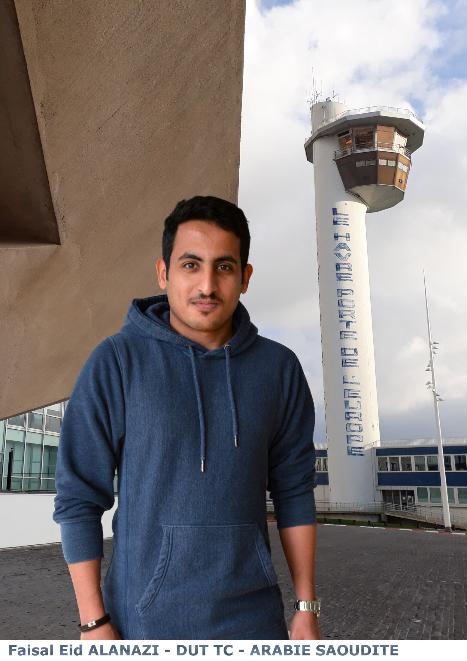 Faisal Eid ALANAZI Capitainerie