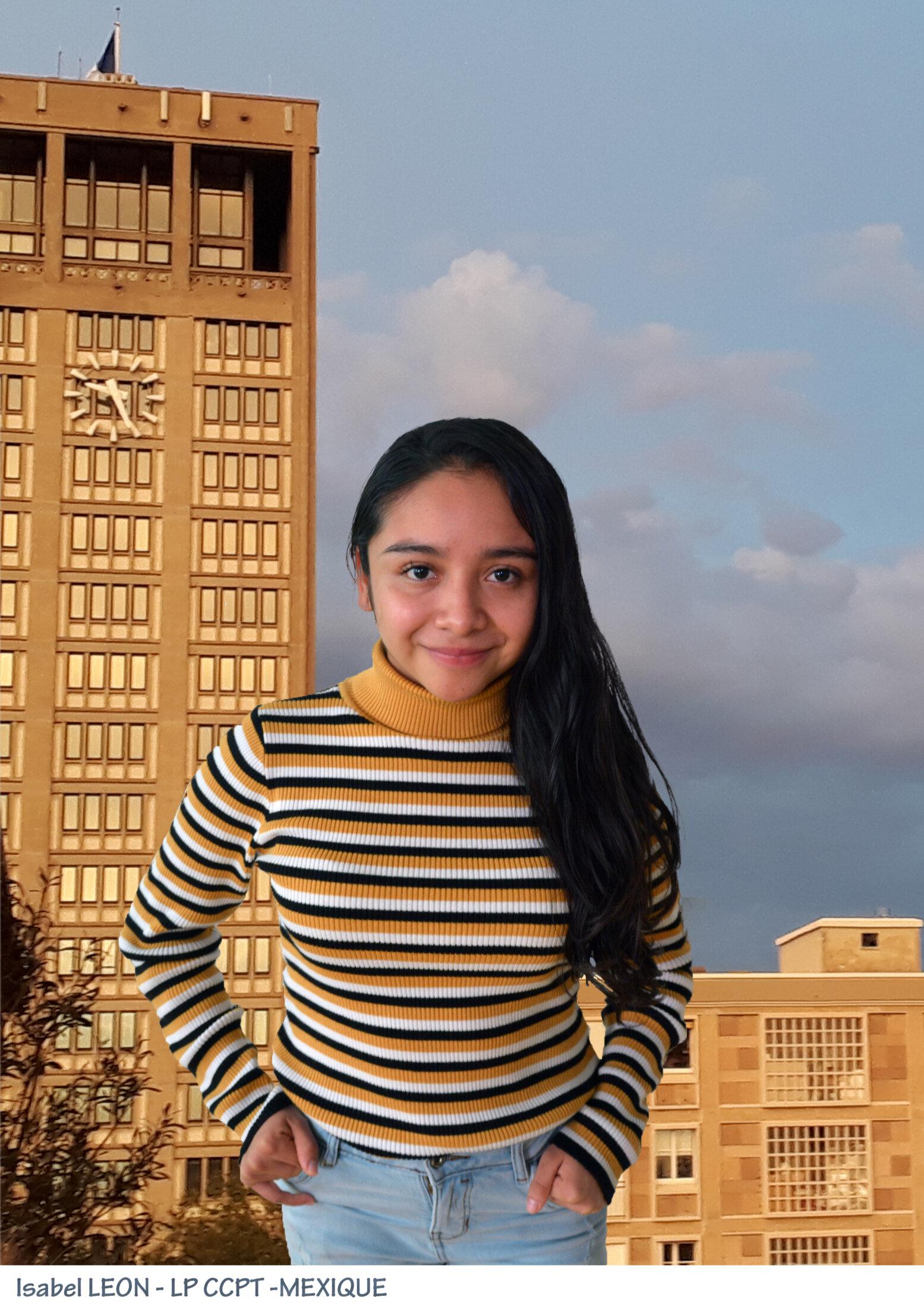 Isabel LEON - LP CCPT - MEXIQUE