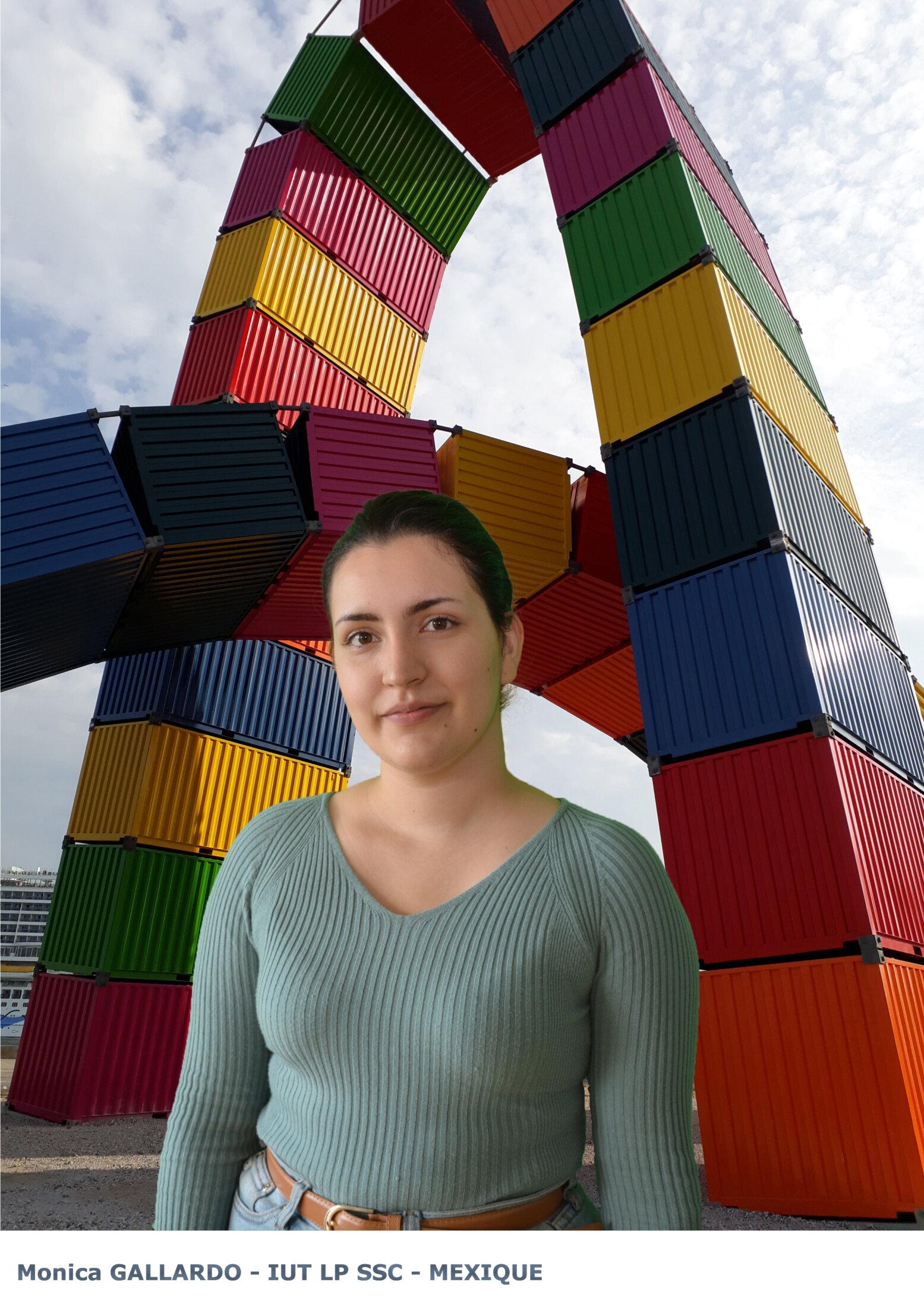 Monica GALLARDO Catène