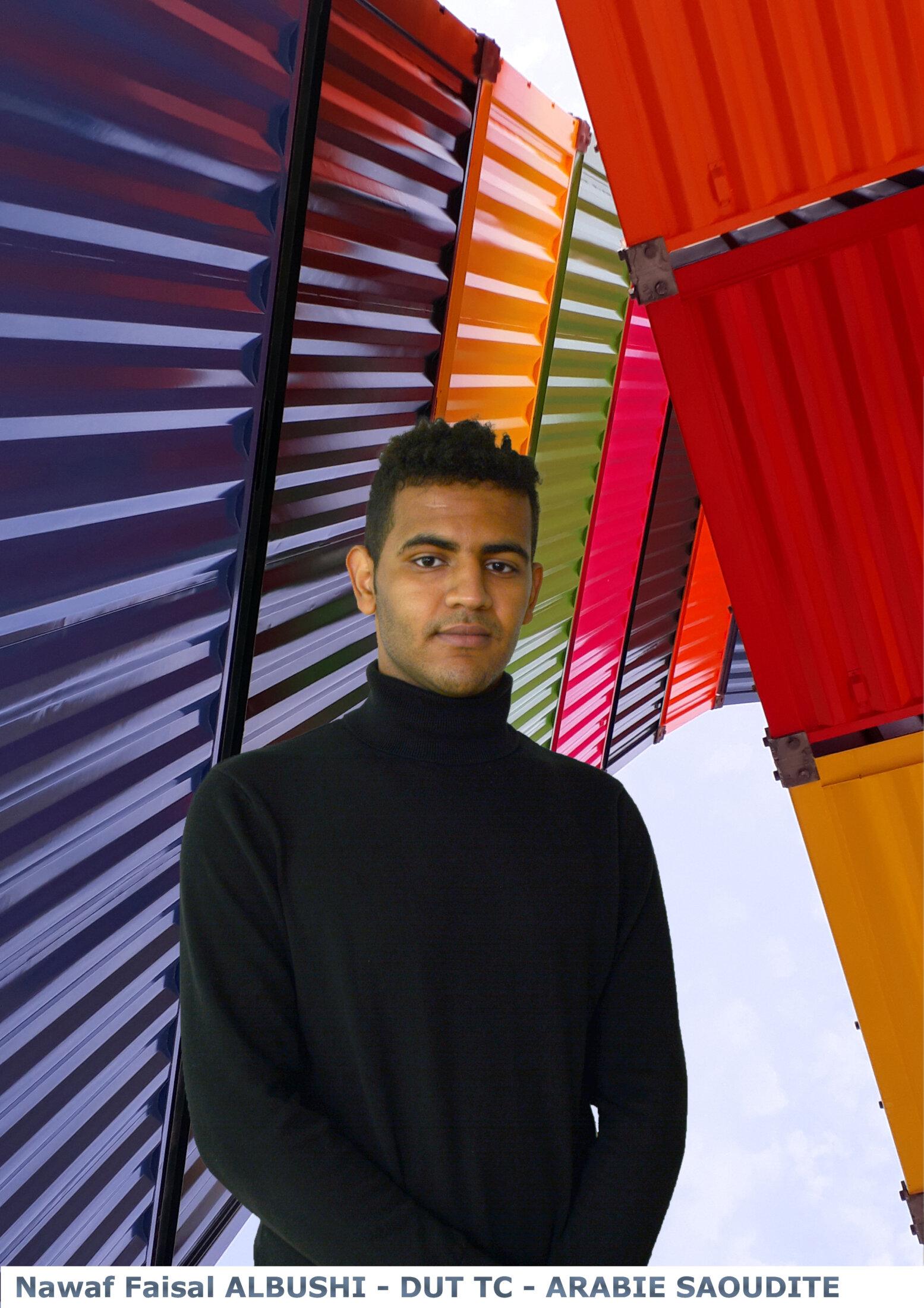Nawaf Faisal ALBUSHI - DUT TC - ARABIE SAOUDITE