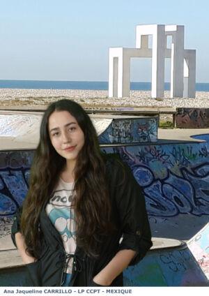 Ana Jacqueline CARRILLO - LP CCPT - MEXIQUE