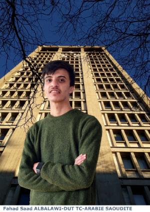 Fahad Saad ALBALAWI - DUT TC - ARABIE SAOUDITE