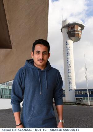 Faisal Eid ALANAZI - DUT TC - ARABIE SAOUDITE
