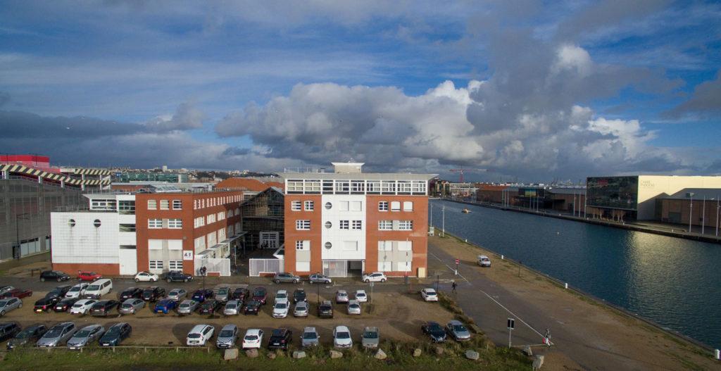 IUT Le Havre-site Frissard